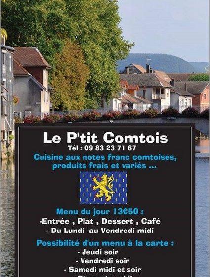 RESTAURANT – LE P'TIT COMTOIS_2