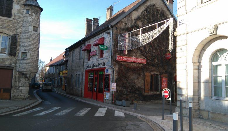 CAFÉ-RESTAURANT DE L'HÔTEL DE VILLE_2