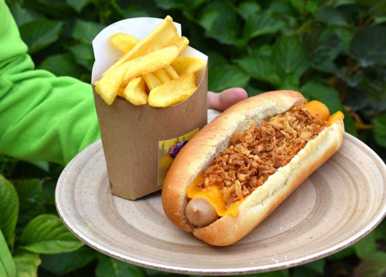 Hotdog à l'americaine