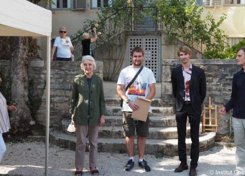 Copistes 2020 Remise de prix – Institut Gustave Courbet
