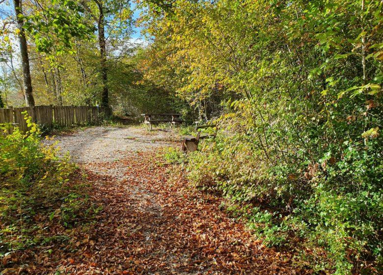 Sentier Rurey