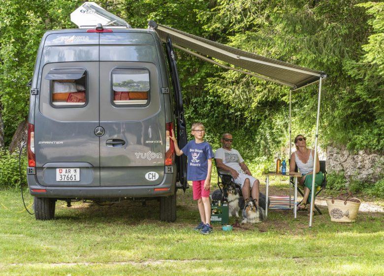 cdlf- camping car & famille