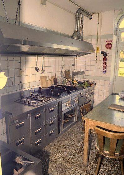 GÎTE D'ÉTAPE – VAL SAINTE MARIE_cuisine